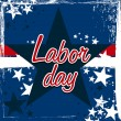 Vector de stock : Labor day