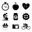 Spinning icons — Stock Vector #29327955