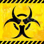 Bio hazard — Stock Vector