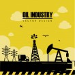 Oil industry — Stock Vector #29582537