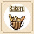 Bakery design — Stock Vector #29821591