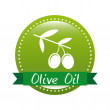 Stock Vector: Olive oil