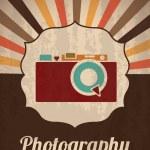 Photography design — Stock Vector #29955405