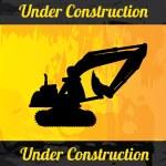 Under construction — Stock Vector #30278981