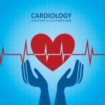 Cardiology design — Stock Vector #30303173
