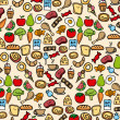 Healthy food — Vector de stock #30529029