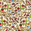 Healthy food — Wektor stockowy