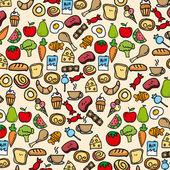 Alimentation saine — Vecteur