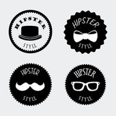 Hipster design — Stock Vector