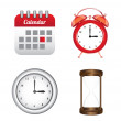 Time design   — Stock Vector