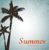 Verão — Vetor de Stock