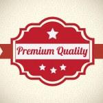 Premium quality — Stock Vector #31231657