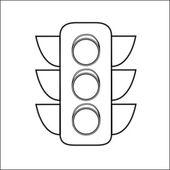Semaphore design — Vector de stock