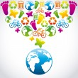 Save the planet — Stock Vector #31291249