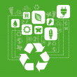 Vector de stock : Recycle