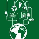 salvar el planeta — Vector de stock  #31292193