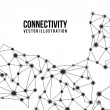 Connectivity — Stok Vektör