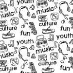 Постер, плакат: Youth culture
