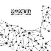 Připojení — Stock vektor