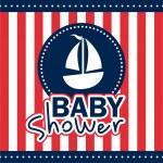 Baby shower — Stock Vector #31744141