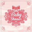 Baby shower — Stock Vector #31744167