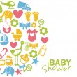 Baby icons — Stock Vector #31744909