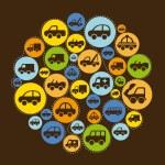 Cars design — Stock Vector #31747127