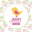 Baby shower — Stock Vector #31748359
