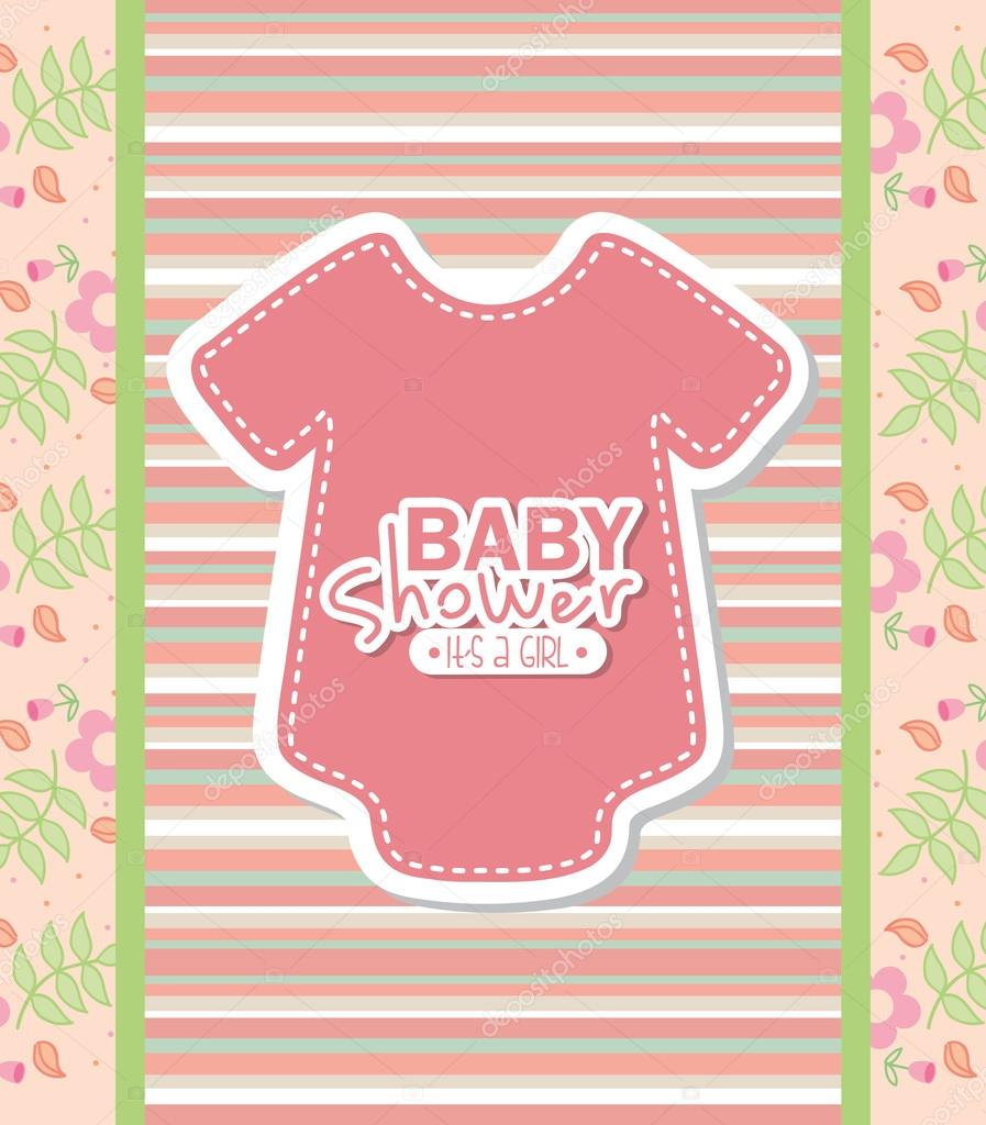 baby shower stock vector yupiramos 31748771
