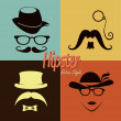 Hipster design — Stock Vector #31865049