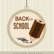 Back to school — Stock Vector #31866619