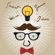 Hipster — Stock Vector #31867831