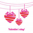 Valentines day — Vector de stock #32040363