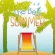 Summer design — Vector de stock #32042343