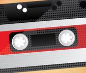 Cassette — Stock vektor