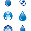 Natural water — Stock Vector #32282123