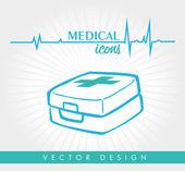 Conception médicale — Vecteur