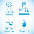 Natural water — Stock Vector #32686851