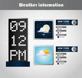 погода — Cтоковый вектор