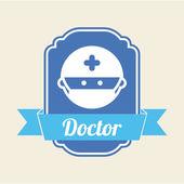 Medische pictogram — Stockvector