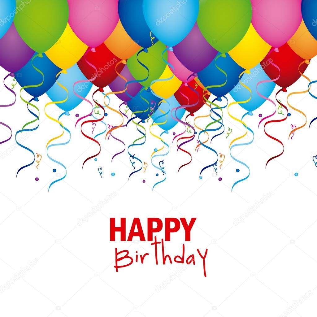 Happy birthday design — Stock Vector © yupiramos #32931093