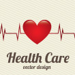 Health care — Stock Vector