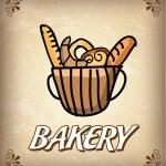 Bakery design — Stock Vector #33844629