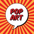 Pop art — Vector de stock #33844951