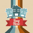 Buy design — Image vectorielle