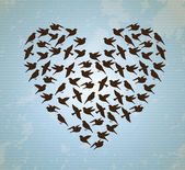 Love — Stockvector