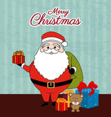 Christmas design — Vector de stock