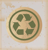 Recycling — Stockvektor