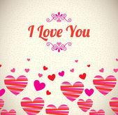 Amor — Vector de stock