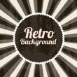 Retro Label — Stock Vector